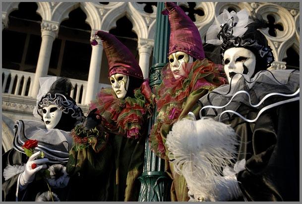 carnaval veneza 2012