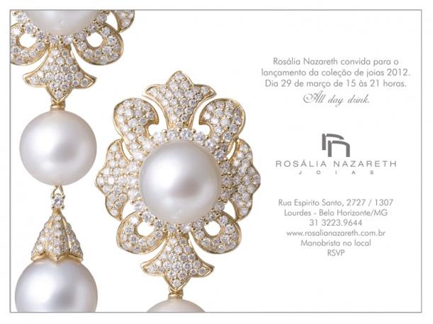 rosália nazareth joias coleção 2012