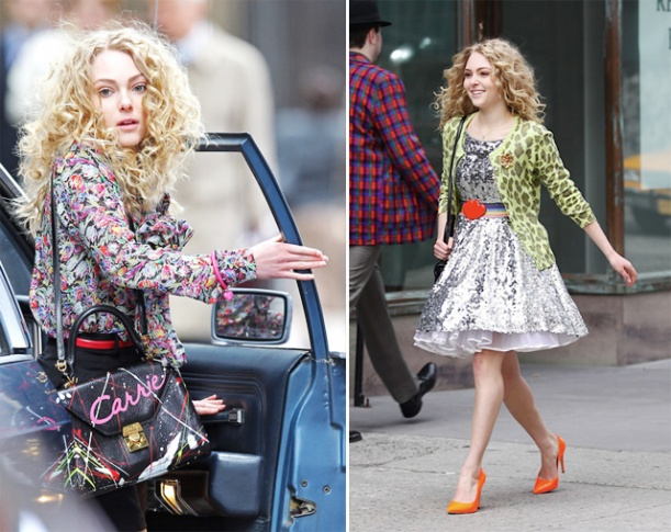 Carrie Bradshaw antes dos 30
