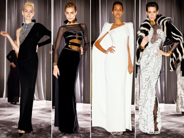 tom ford winter 2012