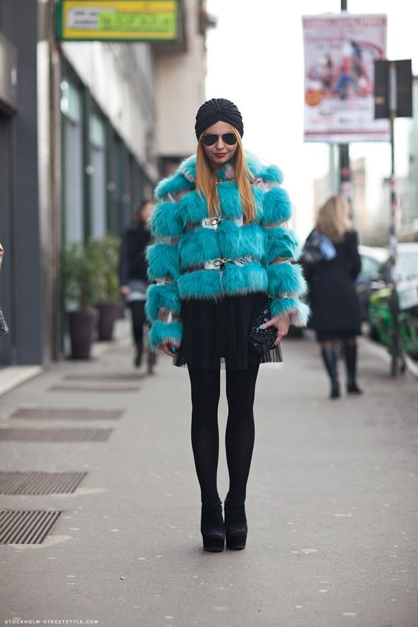tendência inverno 2012
