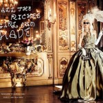 Marie Antoinette by Anna Dello Russo - cris vallias 8