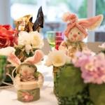 Coelhinhos da páscoa para decoração