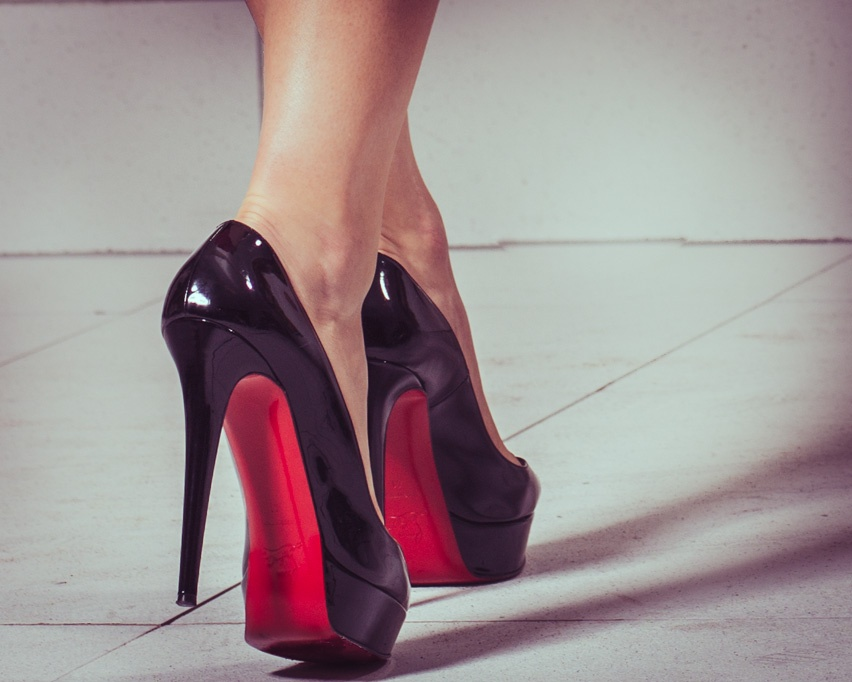 louboutin, cris vallias