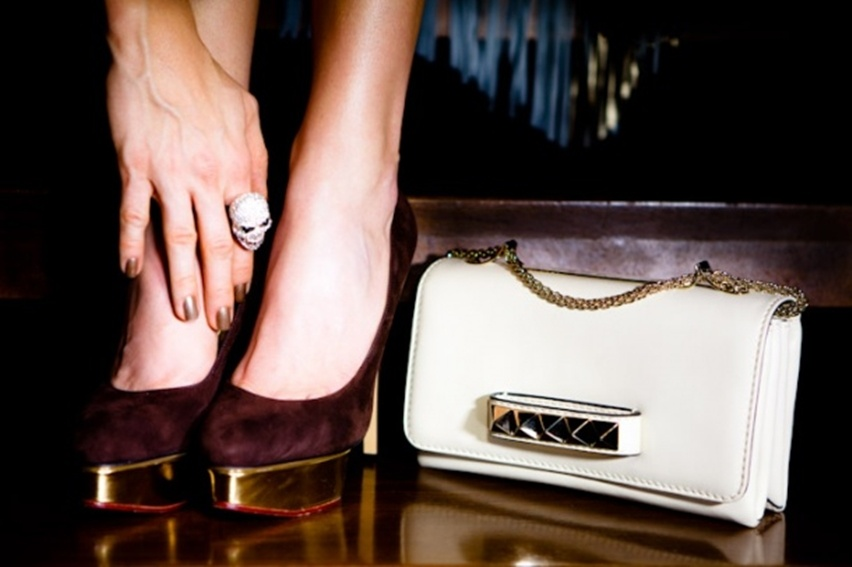 Pumps Charlotte Olympia cris vallias