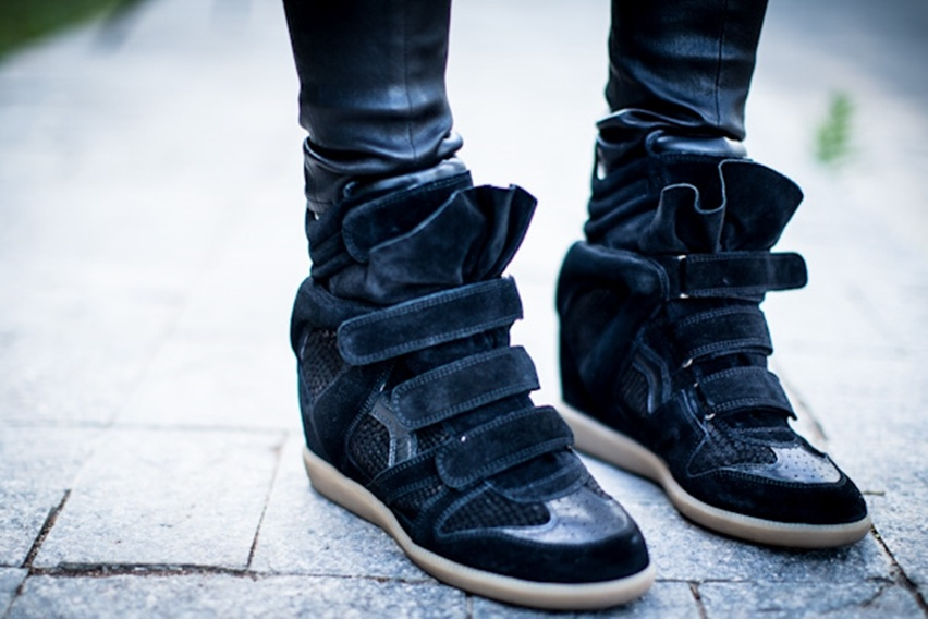 Sneaker Isabel Marant cris vallias