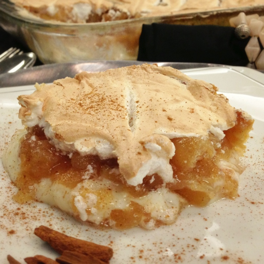 Torta de maçã, apple pie
