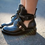 cut out boots Balenciaga - cris vallias blog 2