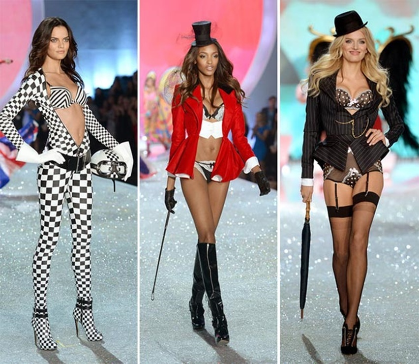 Victorias Secret Fashion Show 2013 2014 - Cris Vallias Blog 12