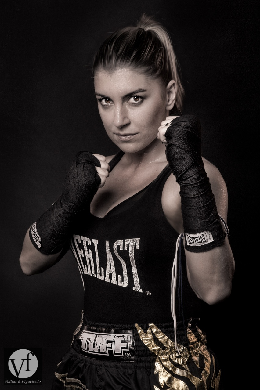 cris vallias, muaythai