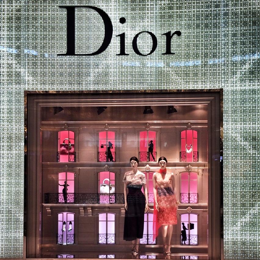 Dior Dubai Mall