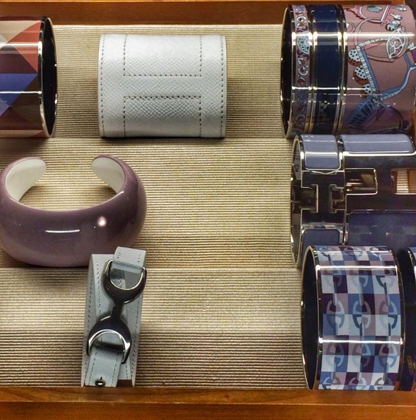 Braceletes Hermès
