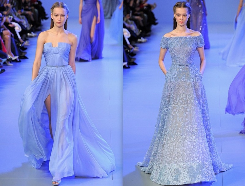 Desfile Elie Saab - Cris Vallias Blog 10