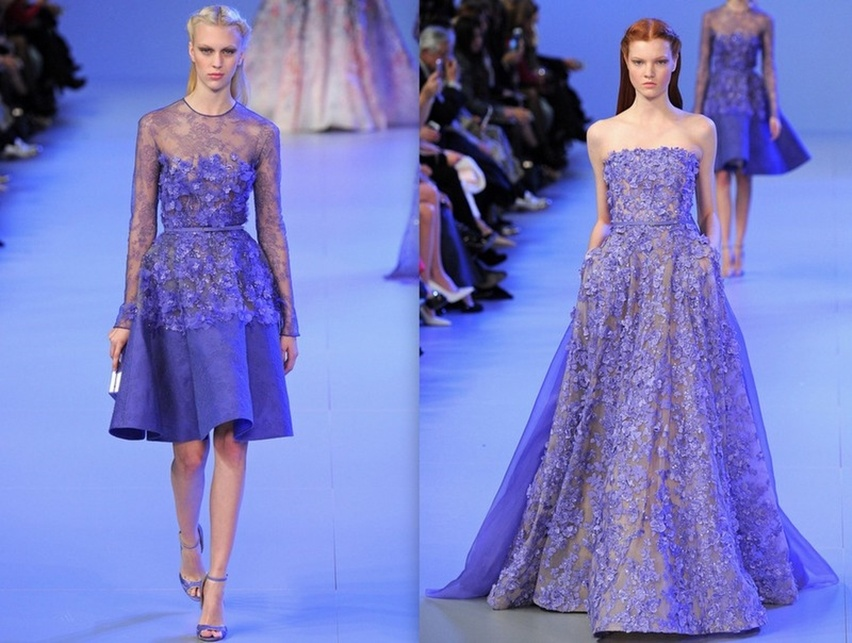 Desfile Elie Saab - Cris Vallias Blog 12