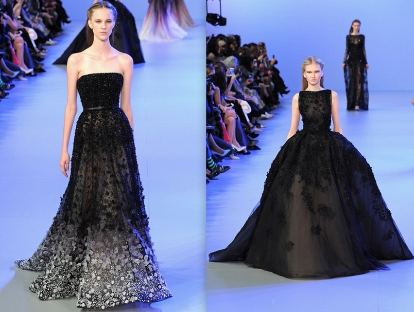 Desfile Elie Saab - Cris Vallias Blog 14