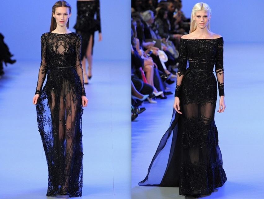 Desfile Elie Saab - Cris Vallias Blog 15