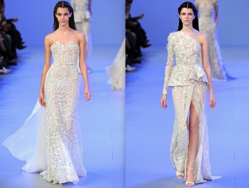 Desfile Elie Saab - Cris Vallias Blog 3