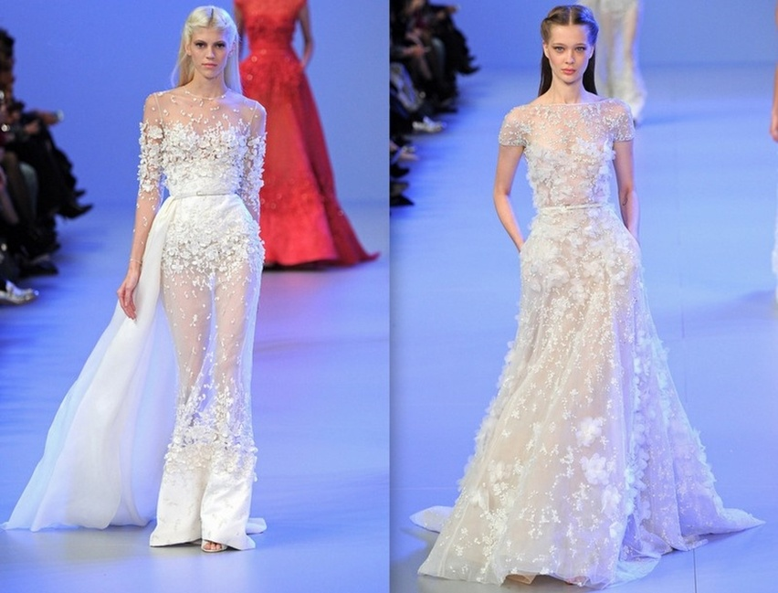 Desfile Elie Saab - Cris Vallias Blog 4