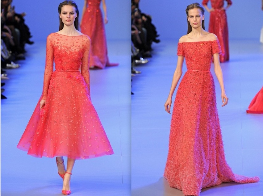 Desfile Elie Saab - Cris Vallias Blog 5