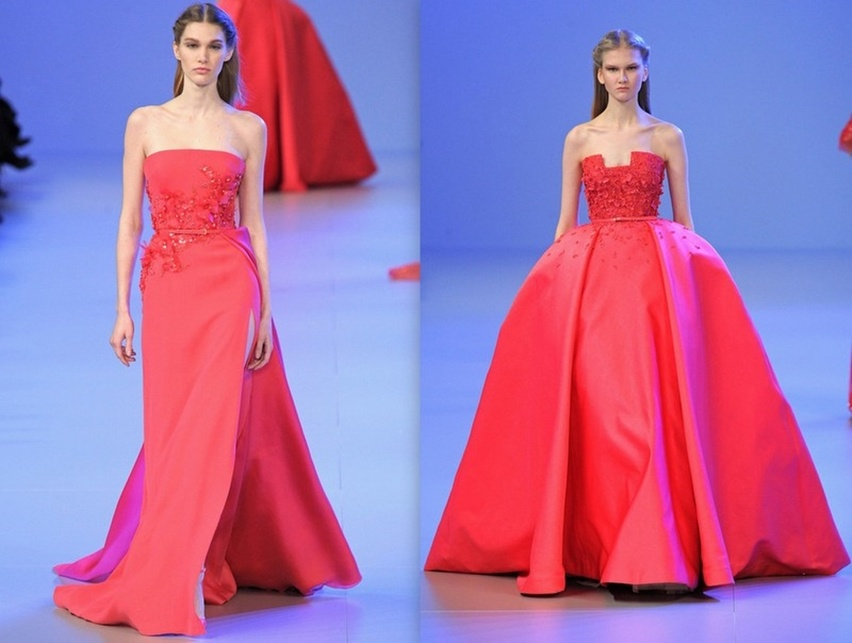 Desfile Elie Saab - Cris Vallias Blog 6