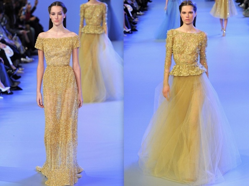 Desfile Elie Saab - Cris Vallias Blog 8