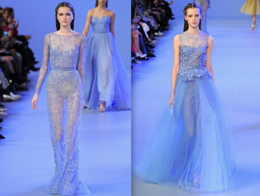 Desfile Elie Saab - Cris Vallias Blog 9