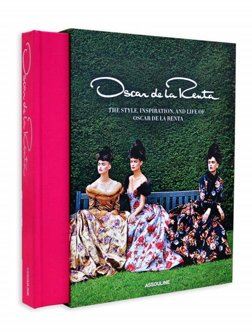 Livro The Style, Inspiration and Life of Oscar de La Renta - Cris Vallias Blog 1