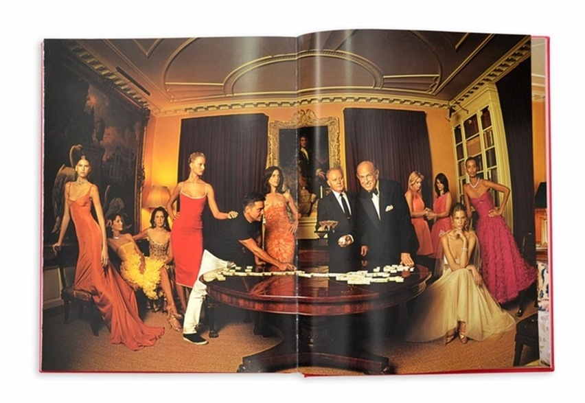 Livro The Style, Inspiration and Life of Oscar de La Renta - Cris Vallias Blog 8