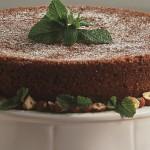 Receita de Bolo de Chocolate com Avelâ - Cris Vallias Blog
