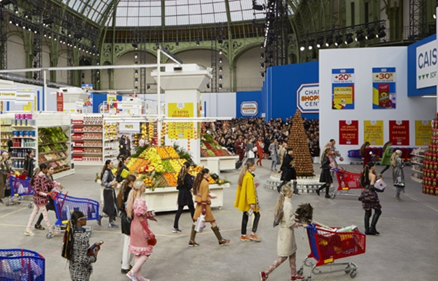 Chanel Supermarket - Cris Vallias Blog 1