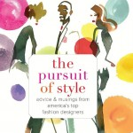Book The Pursuit of Style - Cris Vallias Blog 1