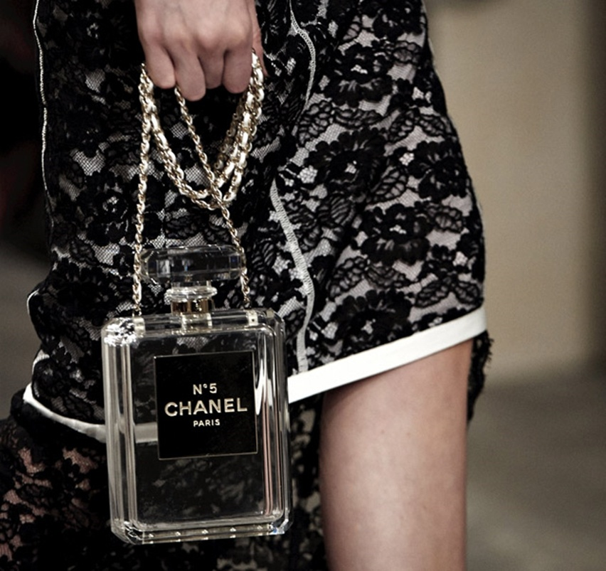 Chanel-No.-5-Perfume-bag--Bottle-Clutch - Cris Vallias Blog 1