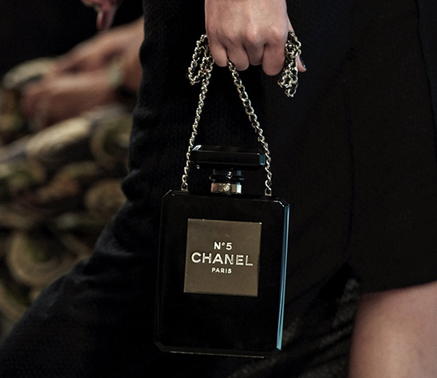 Chanel-No.-5-Perfume-bag--Bottle-Clutch - Cris Vallias Blog 2