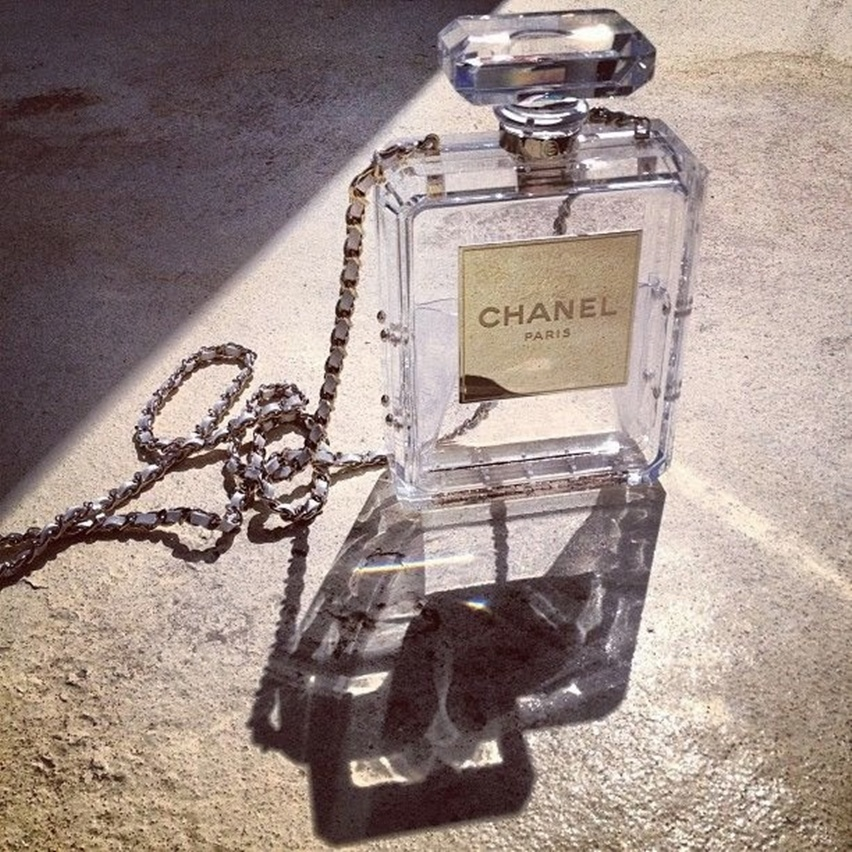 Chanel-No.-5-Perfume-bag--Bottle-Clutch - Cris Vallias Blog 5