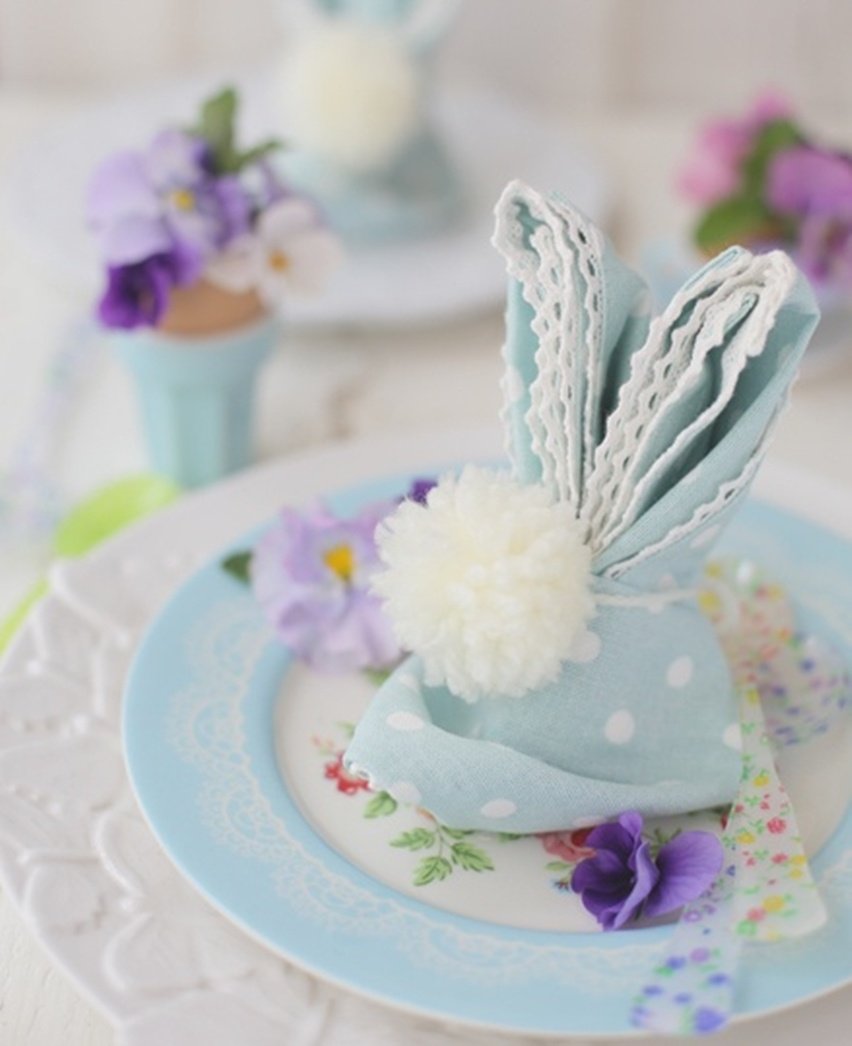 Easter Tablescapes - Cris Vallias Blog 11