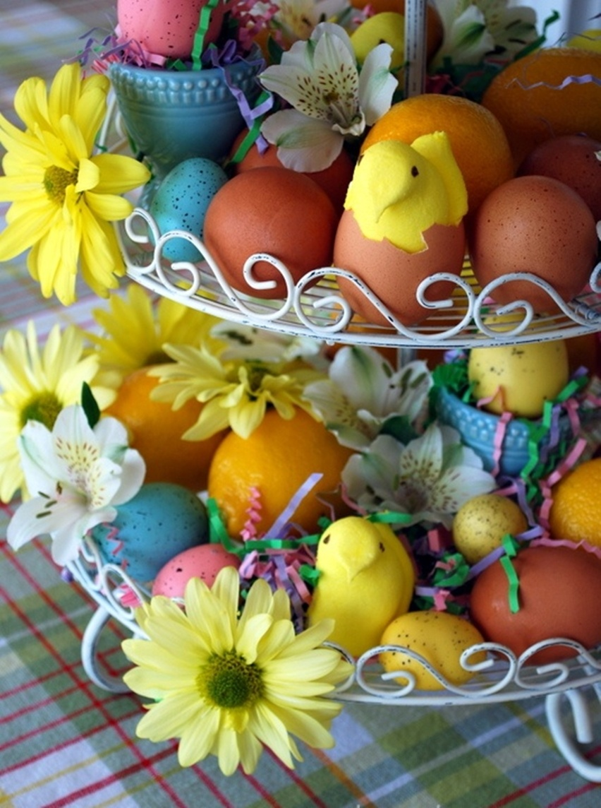 Easter Tablescapes - Cris Vallias Blog 15