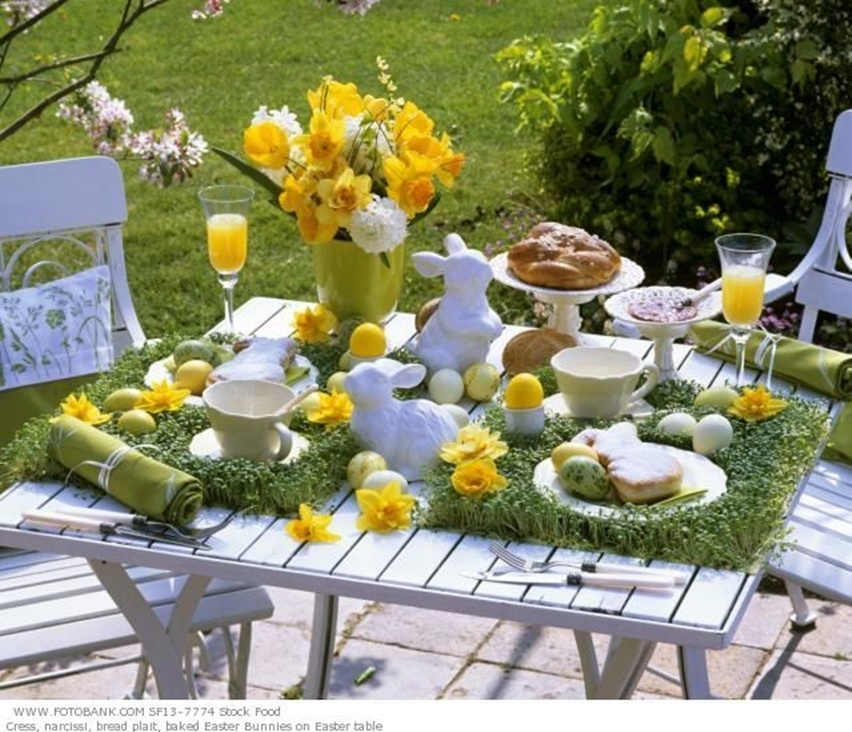 Easter Tablescapes - Cris Vallias Blog 19