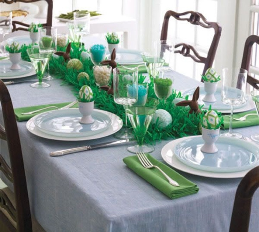 Easter Tablescapes - Cris Vallias Blog 20