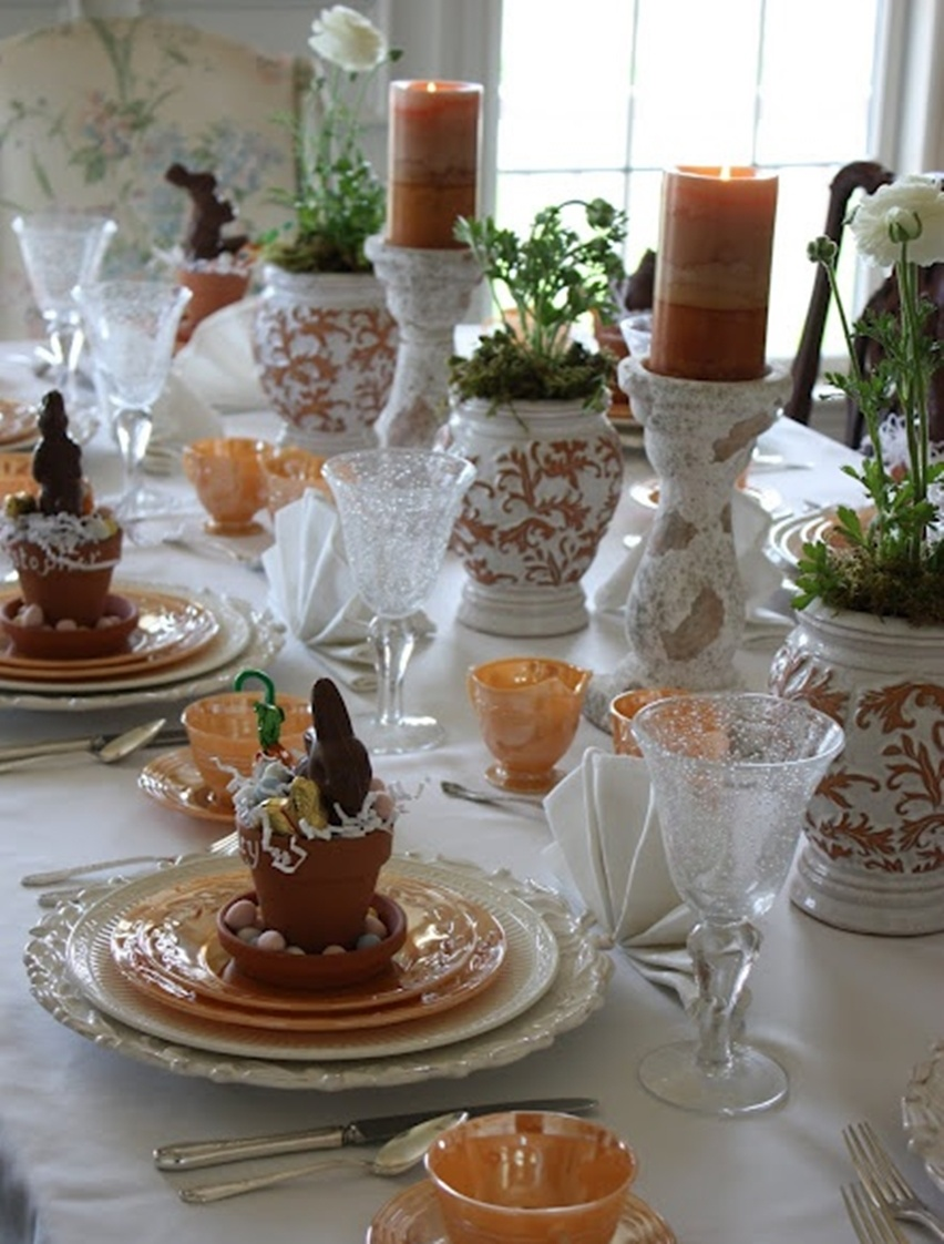 Easter Tablescapes - Cris Vallias Blog 23