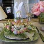 Easter Tablescapes - Cris Vallias Blog 25