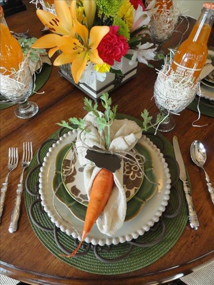 Easter Tablescapes - Cris Vallias Blog 28