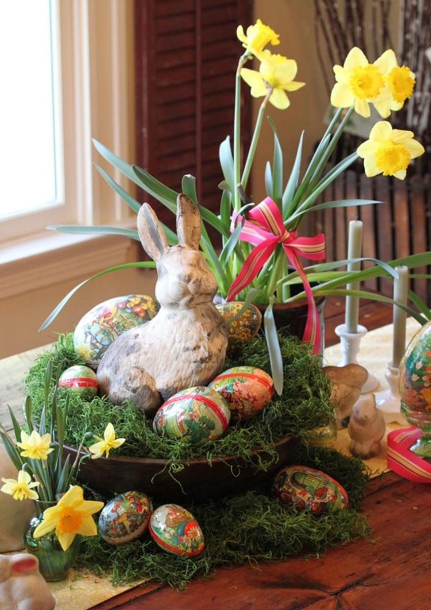 Easter Tablescapes - Cris Vallias Blog 30