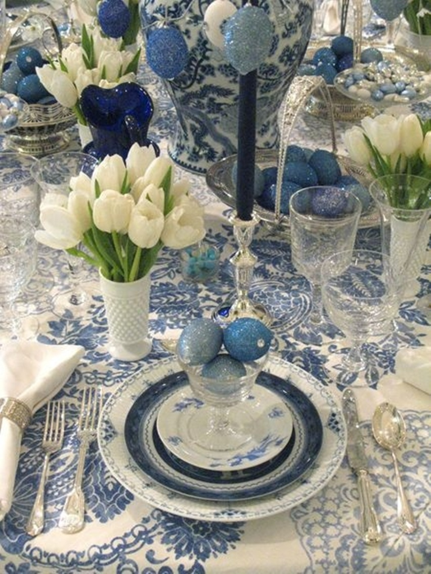 Easter Tablescapes - Cris Vallias Blog 31