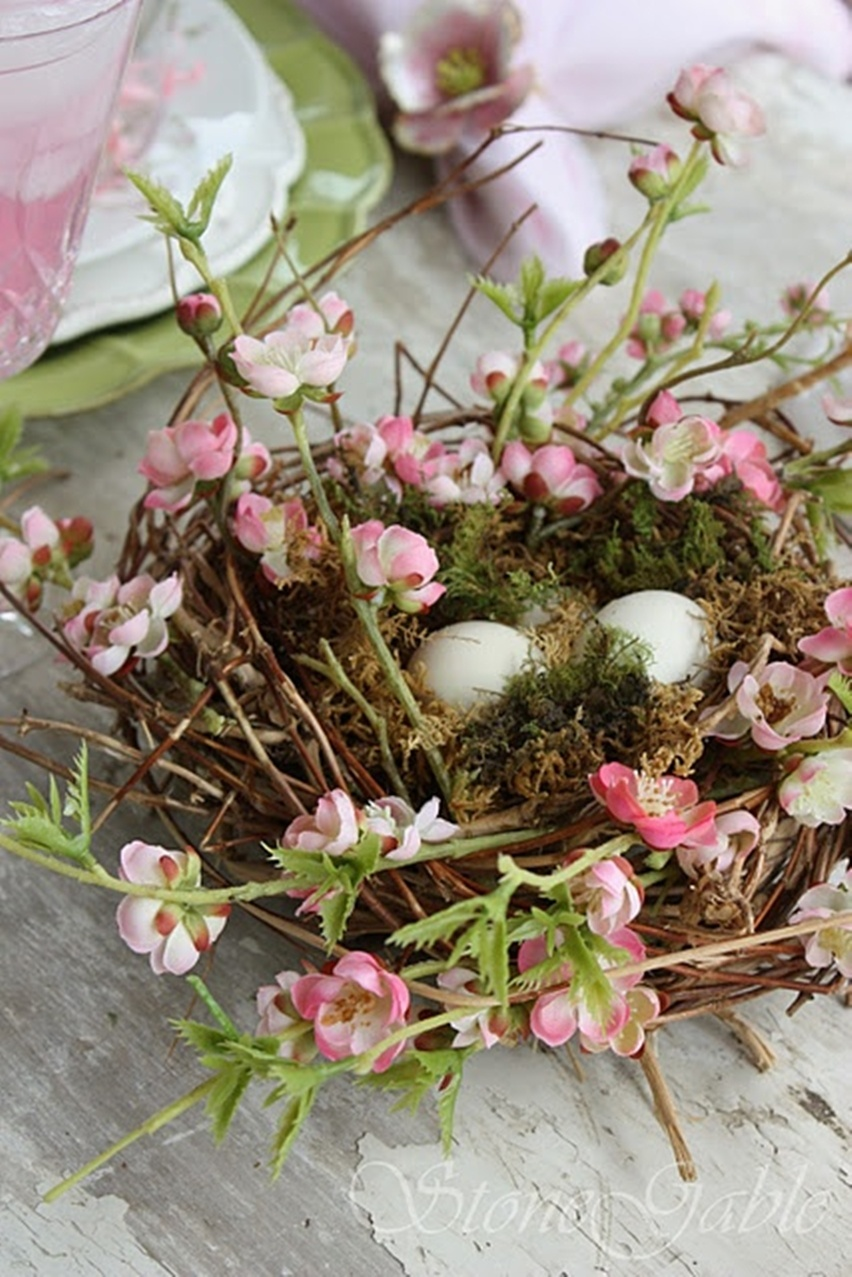 Easter Tablescapes - Cris Vallias Blog 4
