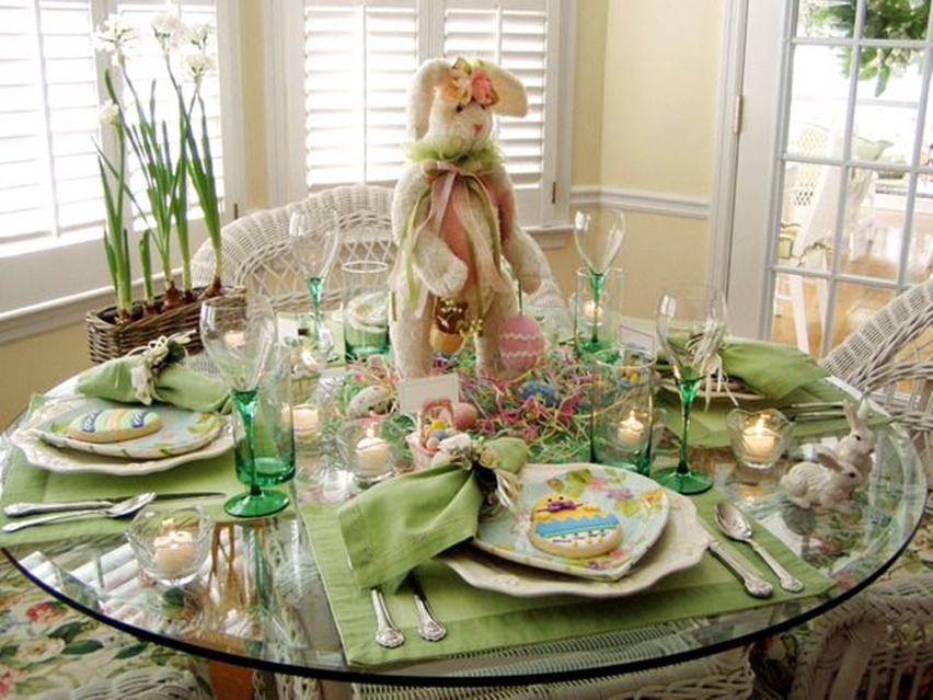 Easter Tablescapes - Cris Vallias Blog 40