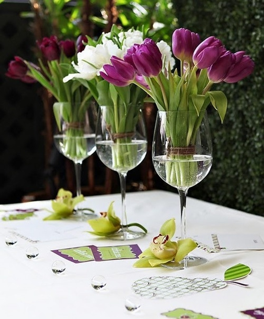 Easter Tablescapes - Cris Vallias Blog 41