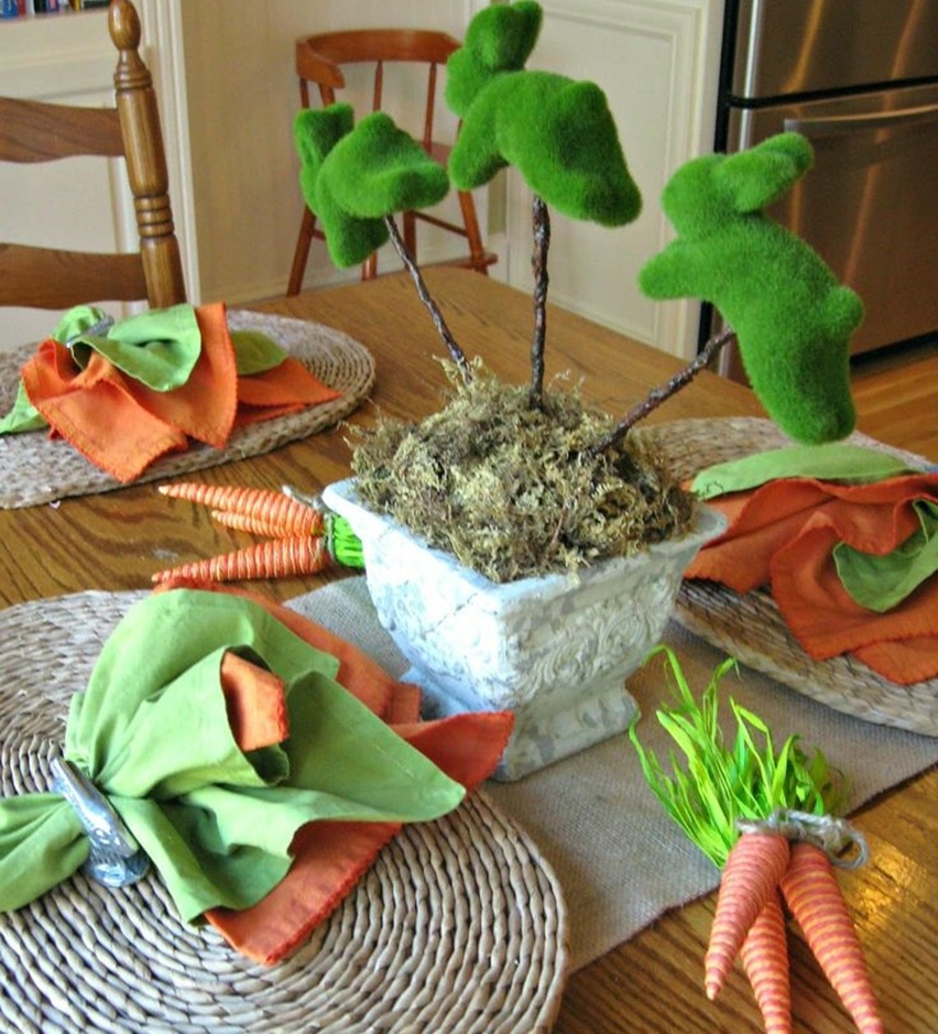 Easter Tablescapes - Cris Vallias Blog 43