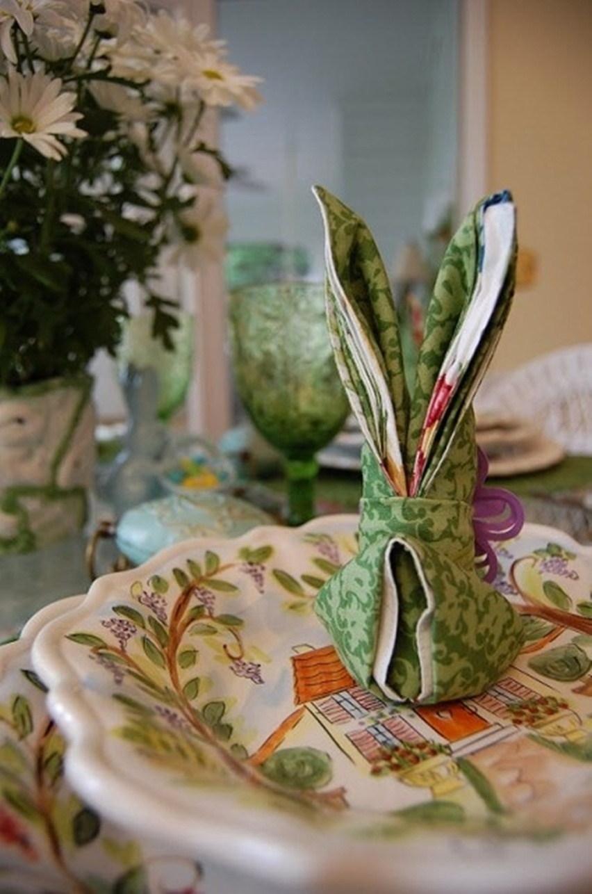 Easter Tablescapes - Cris Vallias Blog 44