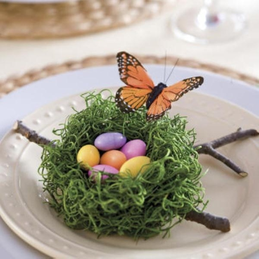 Easter Tablescapes - Cris Vallias Blog 45