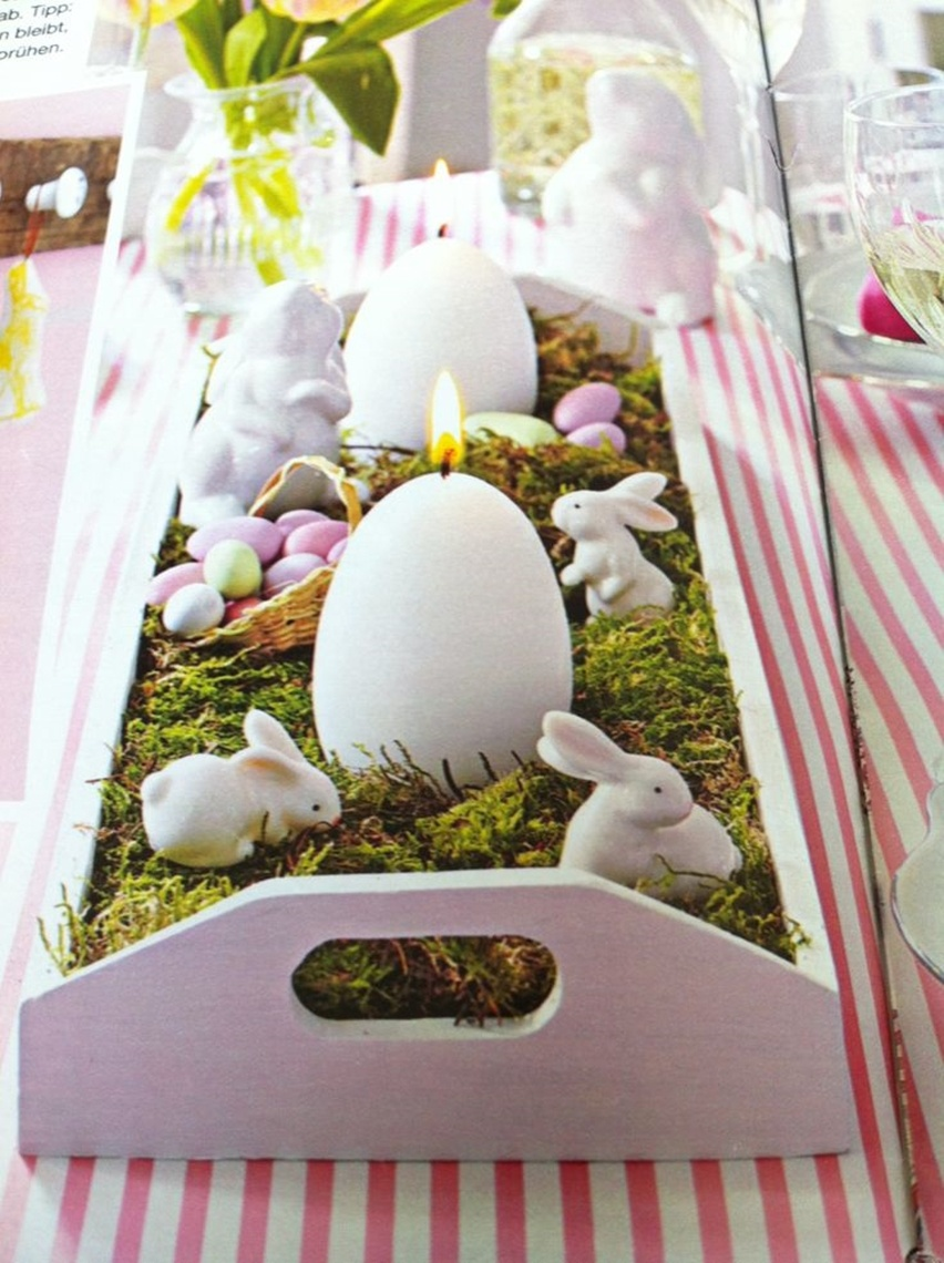 Easter Tablescapes - Cris Vallias Blog 50